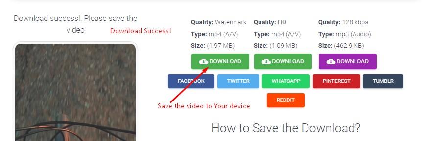 Febspot Video Downloader Online Free